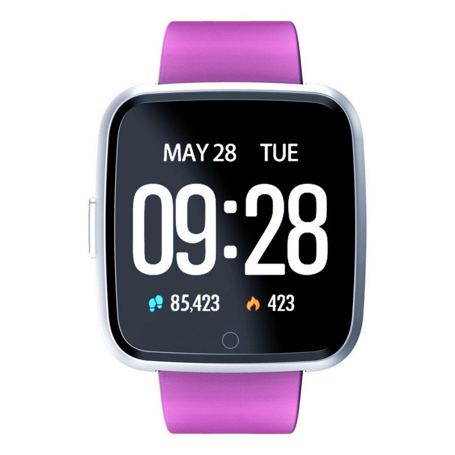 Smartwatch Y7 Morado