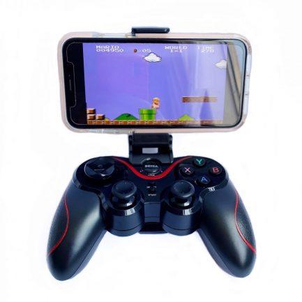 Mando Bluetooth Con Sujetador Para Celular