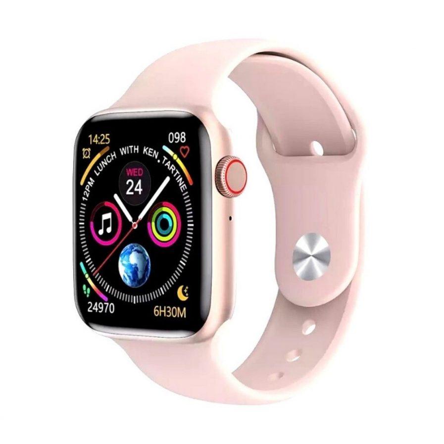 Smartwatch W26 Plus Acuático - Rosado