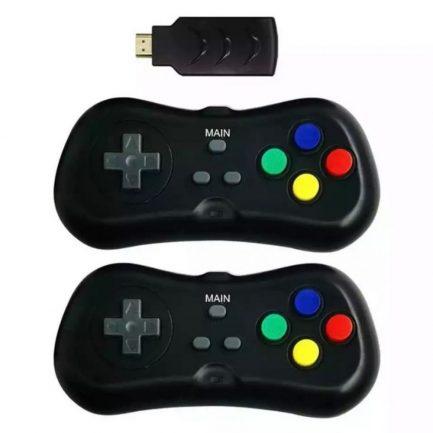 Consola Inalámbrica HD 638 Juegos