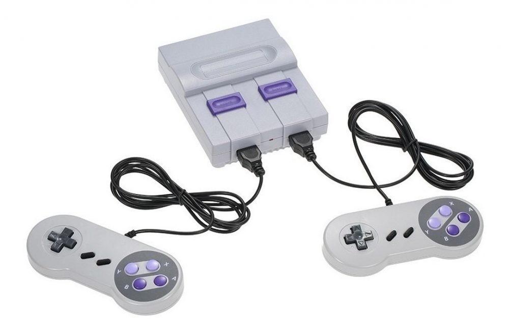 Consola Mini Nes 500 Juegos