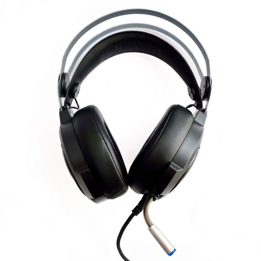 Audífono Gamer 5.1 frente